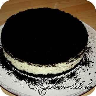 Rezept Fur Einen Oreo Kuchen Ein Kasekuchen