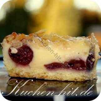 Kirschkuchen Mit Pudding Rezept