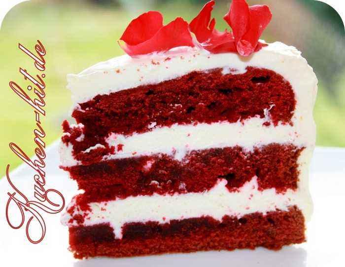 Red Velvet Cake Rezept Ohne Lebensmittelfarbe