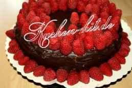 Schoko Kasekuchen Mit Himbeeren Kuchen Hit De