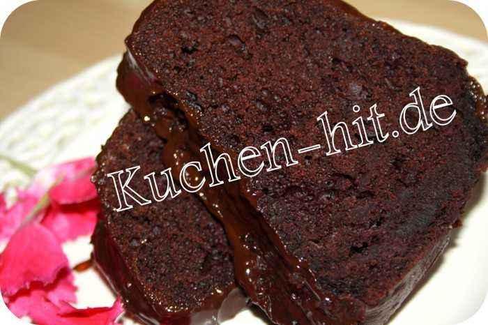 schokoladenkuchen rezept kuchen. Black Bedroom Furniture Sets. Home Design Ideas