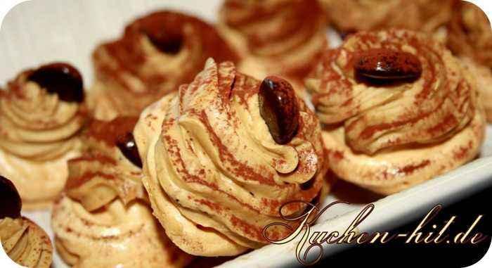 Mokka Kaffee Rezept Mokka Makronen Rezept Eat Smarter
