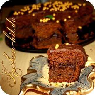 Lebkuchen Kuchen Rezept
