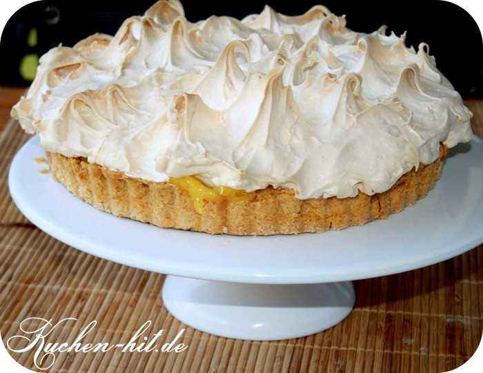 Lemon Meringue Pie Rezept Kuchen Hit De