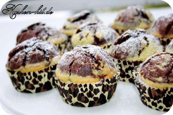 Marmor Muffins Rezept Kuchen Hit De