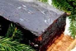marzipan lebkuchen rezept kuchen. Black Bedroom Furniture Sets. Home Design Ideas