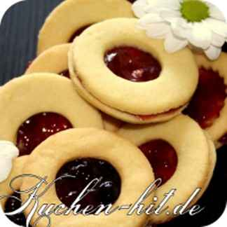 Weihnachtsplätzchen Klassische Rezepte.Klassische Plätzchen Mit Marmelade Kuchen Hit De