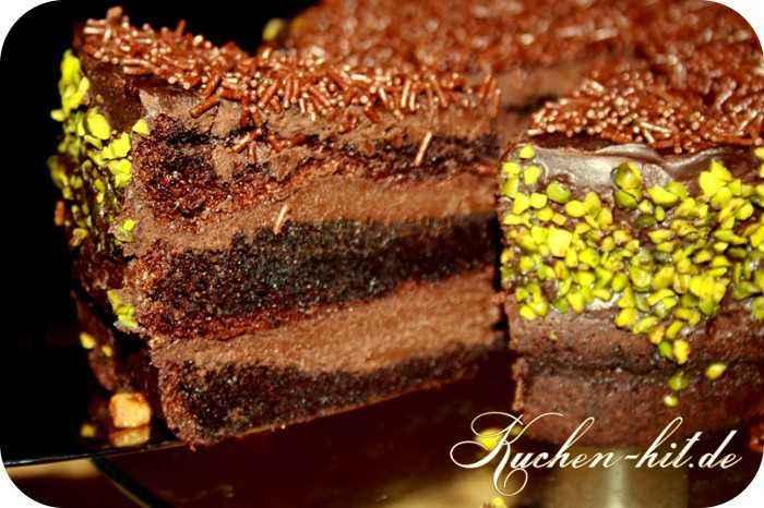 schokoladen trüffeltorte rezepte
