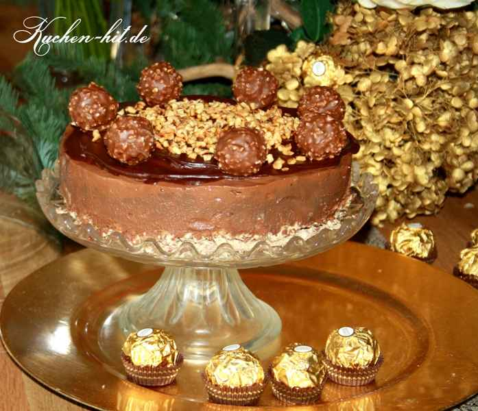 Ferrero Rocher Kuchen