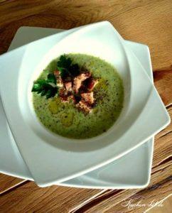 brokkoli suppe vegetarisch